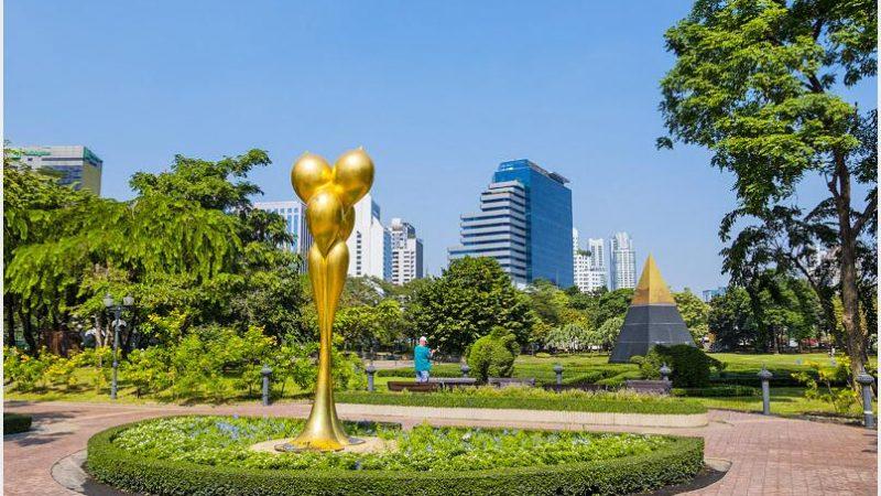 Bangkok River and Parks