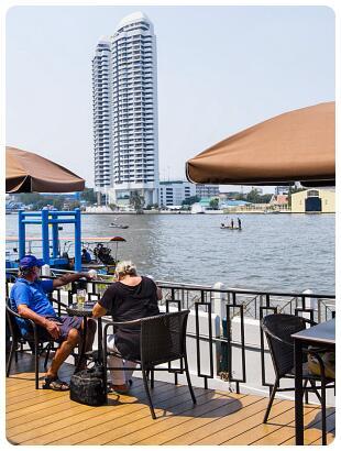 River and Bangkok parks
