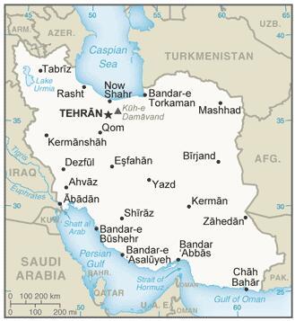 Iran Media and Press Freedom
