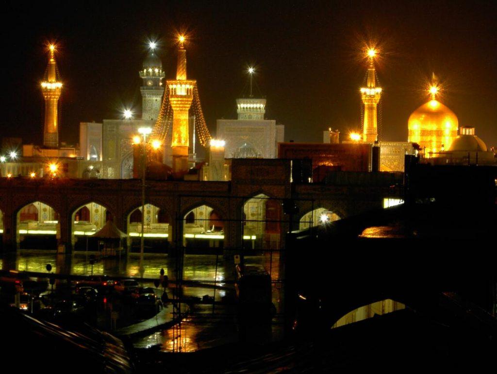 Shrine of the 8th Shiite Imam