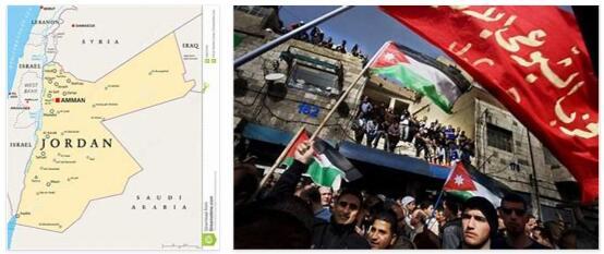 Jordan History and Politics