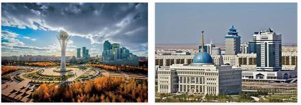 Kazakhstan Economy and Problems