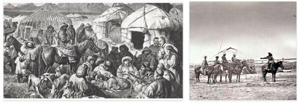 Kyrgyzstan History and Politics