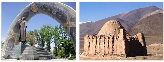 Tajikistan History and Politics
