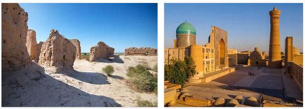 Uzbekistan History and Politics