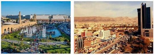 Iraq Main Cities