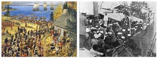 Canada Early History