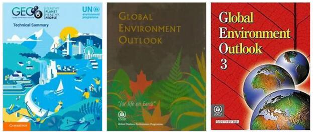 Global Environment Outlook (GEO-4) Part I