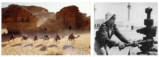 Saudi Arabia Modern History
